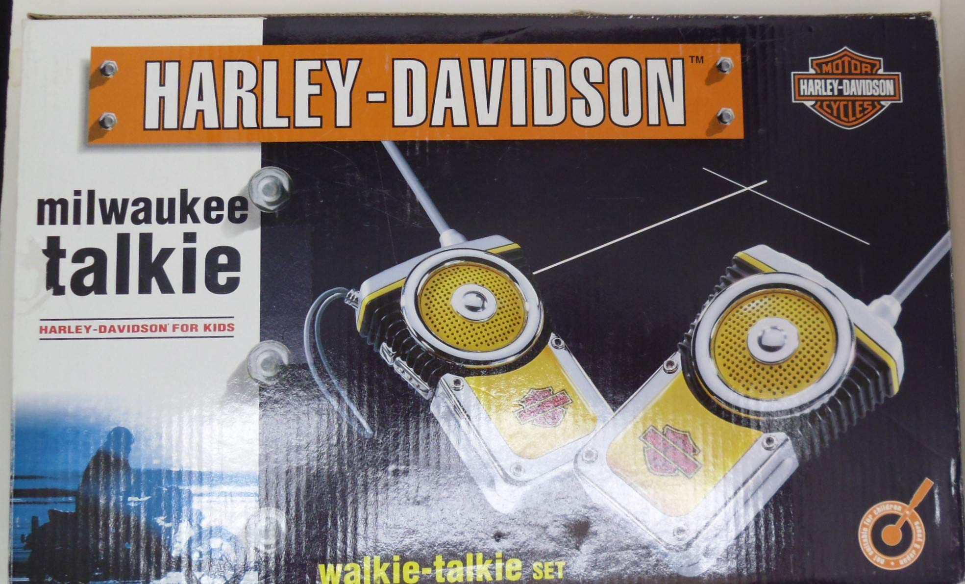 Harley-Davidson Milwaukee Talkie by Harley-Davidson (Image #1)