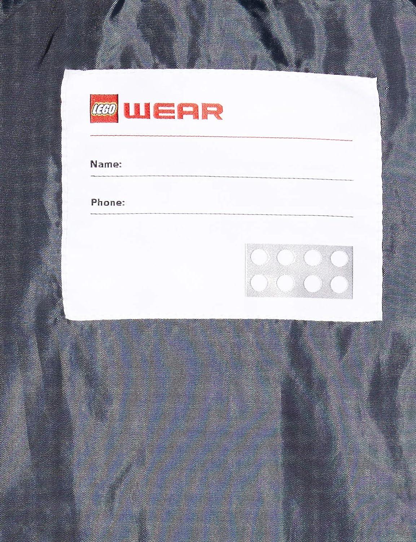 Herstellergr/ö/ße:140 Dark Grey 965 Grau , Lego Wear M/ädchen Lego Girl LWJOSEFINE 709-Daunenjacke//Kurzmantel Jacke