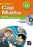 Cap Maths CE1 éd. 2014 - Guide de l'enseignant (inclus CD Rom de ressources)