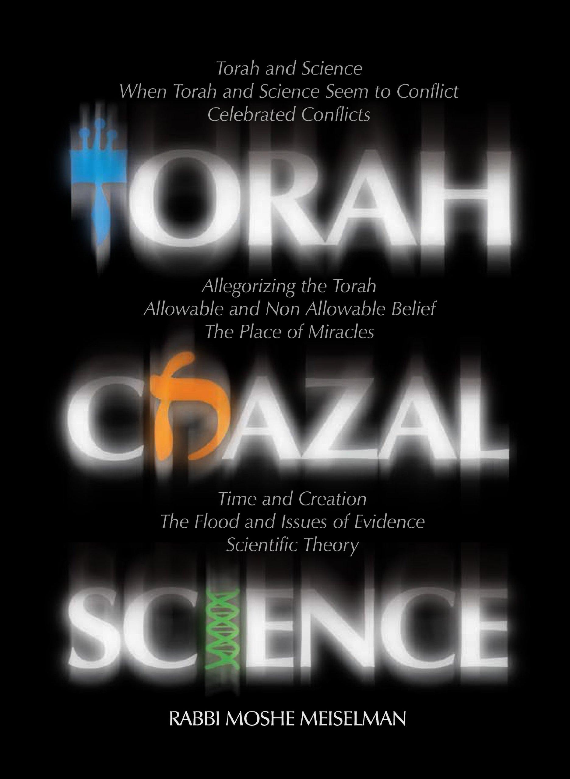 Torah, Chazal & Science pdf epub