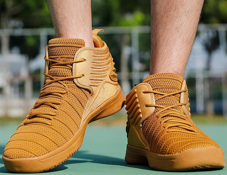 IIIIS-F Hombre Zapatillas de Senderismo Deportivas Aire Libre y Deportes Monta/ña y Asfalto Zapatos para Correr Running Malla Transpirable Casuales