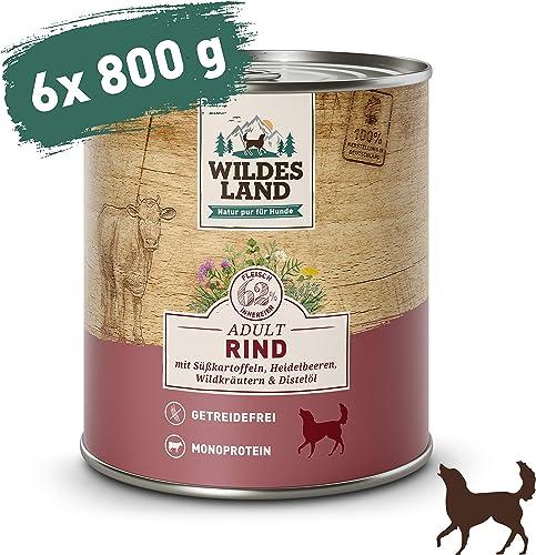 Wildes-Land-Nassfutter-für-Hunde