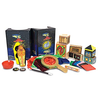 Melissa & Doug Deluxe Magic Set: Melissa & Doug: Toys & Games