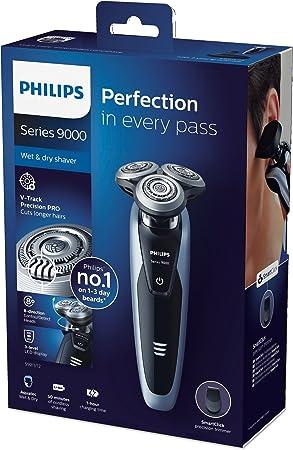 Philips S9211/12 - Afeitadora (Máquina de afeitar de rotación ...