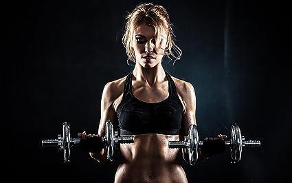 Desgin Studio20 Gym WomanA3 HD Poster Artshi1811: Amazon co
