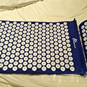 Amazon Com Prosource Acupressure Mat And Pillow Set For