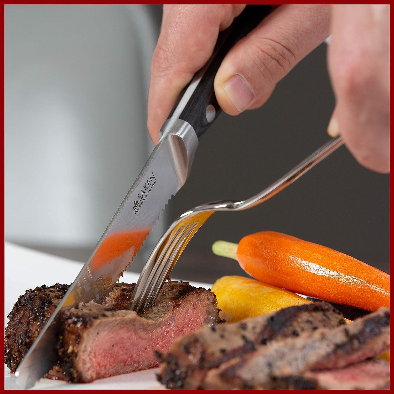 SAKEN Steak knives