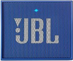 JBL Go Caixa de Som Portátil Bluetooth à Prova d'água Azul