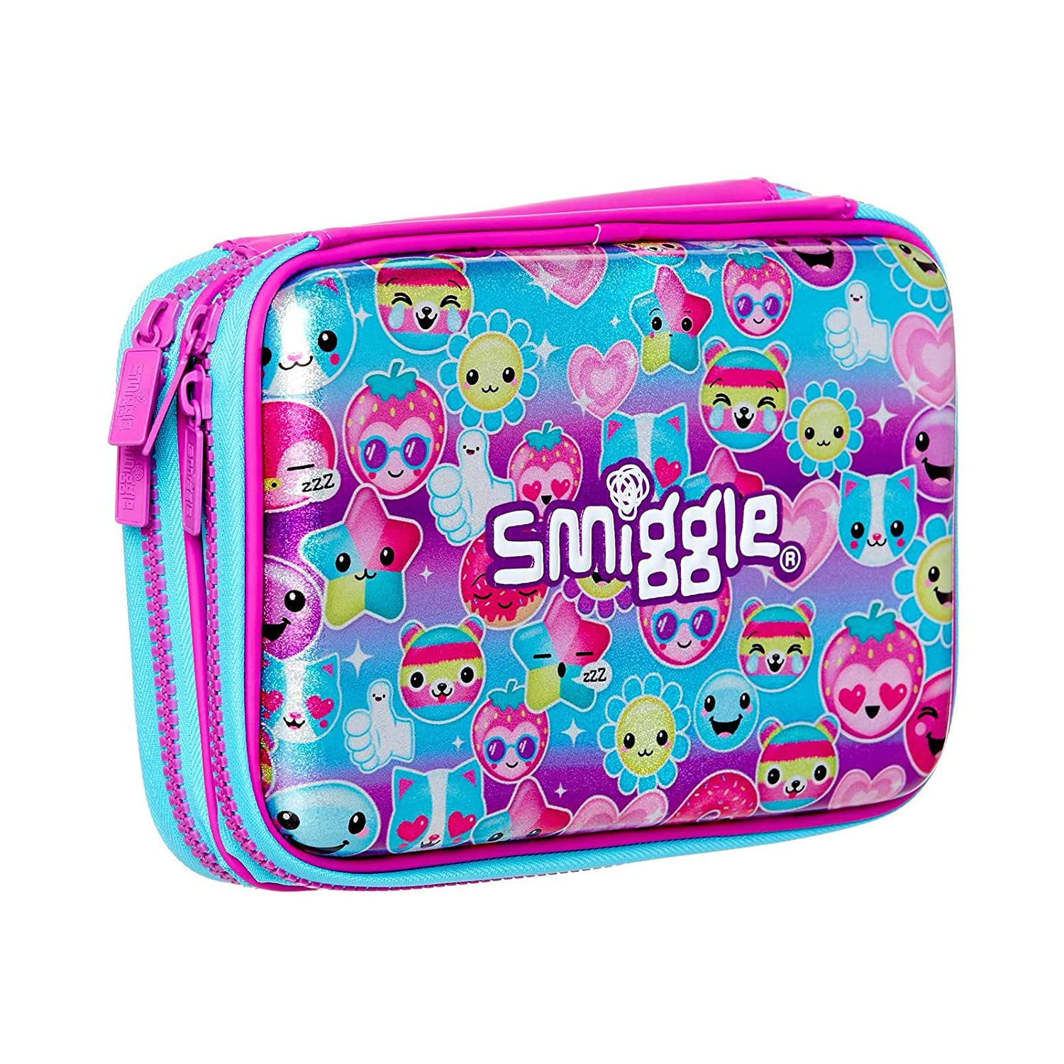 Amazon.com: Smiggle Says - Estuche rígido para lápices ...