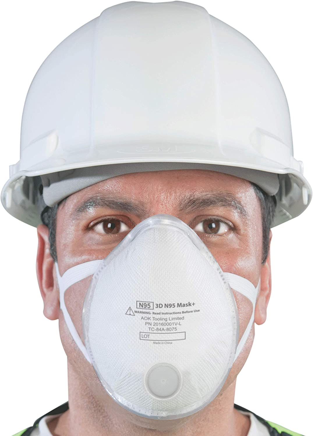 Silicone Crush Seal Filtration Sweat And For Particle Certified Fine Fit Perfect Mask 10 N95 Respirator A Pack Niosh Softseal Molding Patented