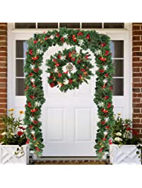 Shop Amazon.com | Wreaths & Garlands