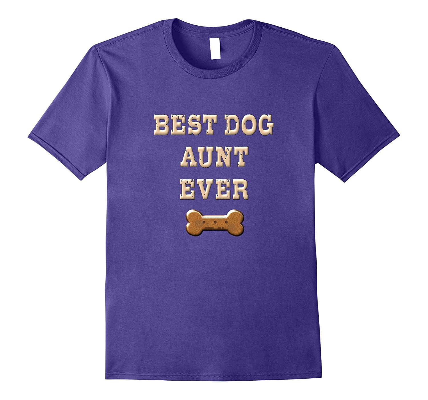 Best Dog Aunt Ever Shirt Gift From Dog Favorite Aunt Shirt-FL