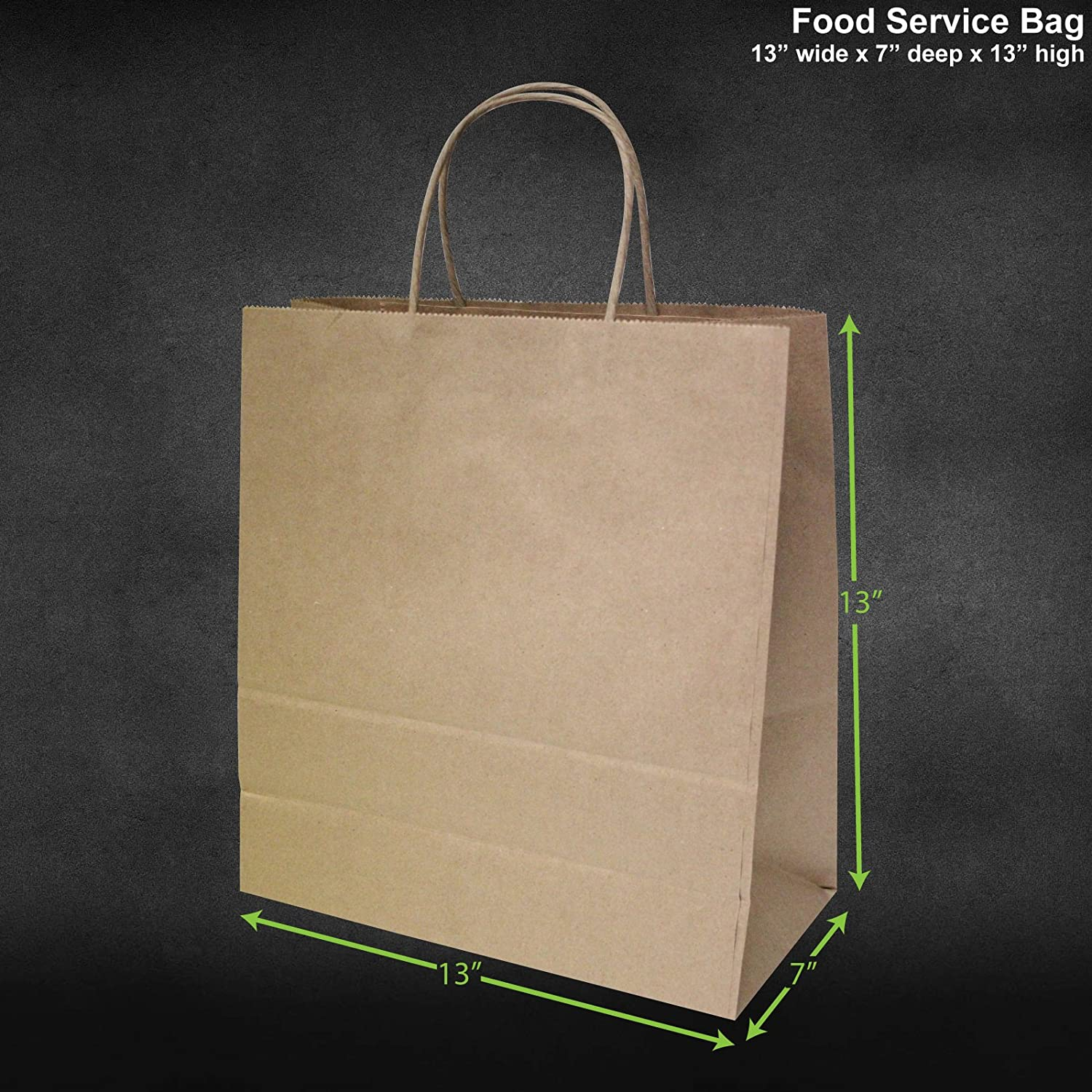 Gift Bags - Natural Clear Gift Bag - 15 x 23cm - 100pk