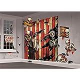 Kit de decoración Halloween - Única