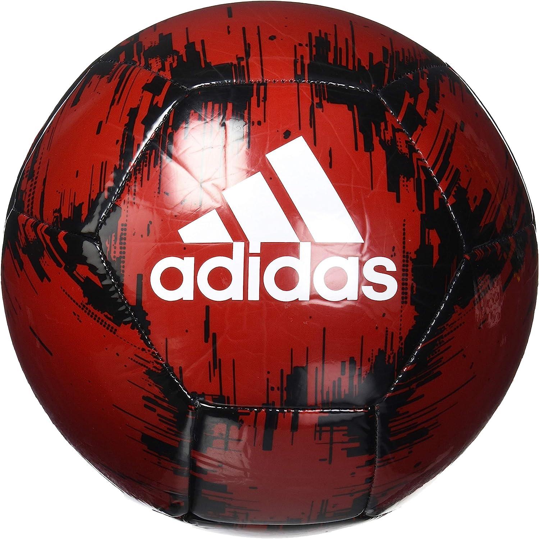 adidas Glider 2 Soccer Ball Power Red/Black/White 5