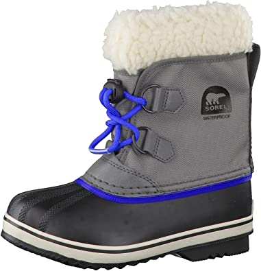 Toddler//Little Kid//Big Kid Sorel Yoot Pac Nylon BR Cold Weather Boot