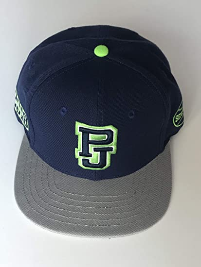 Pearl Jam hat snapback 2018 Safeco field mariners baseball the home shows  navy and gray new at Amazon s Sports Collectibles Store a417067a6e9