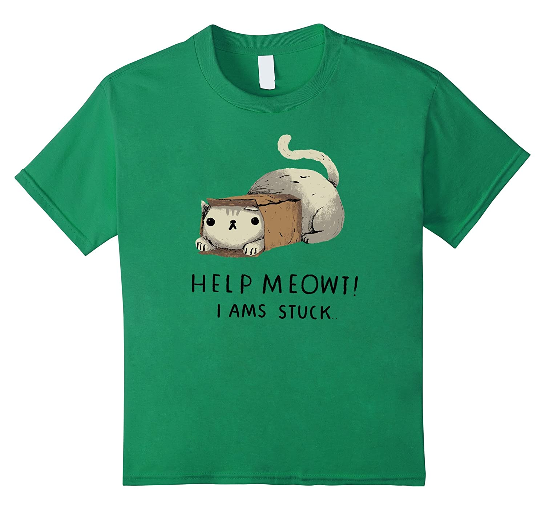 meowt cat T shirt shirt Medium-Samdetee