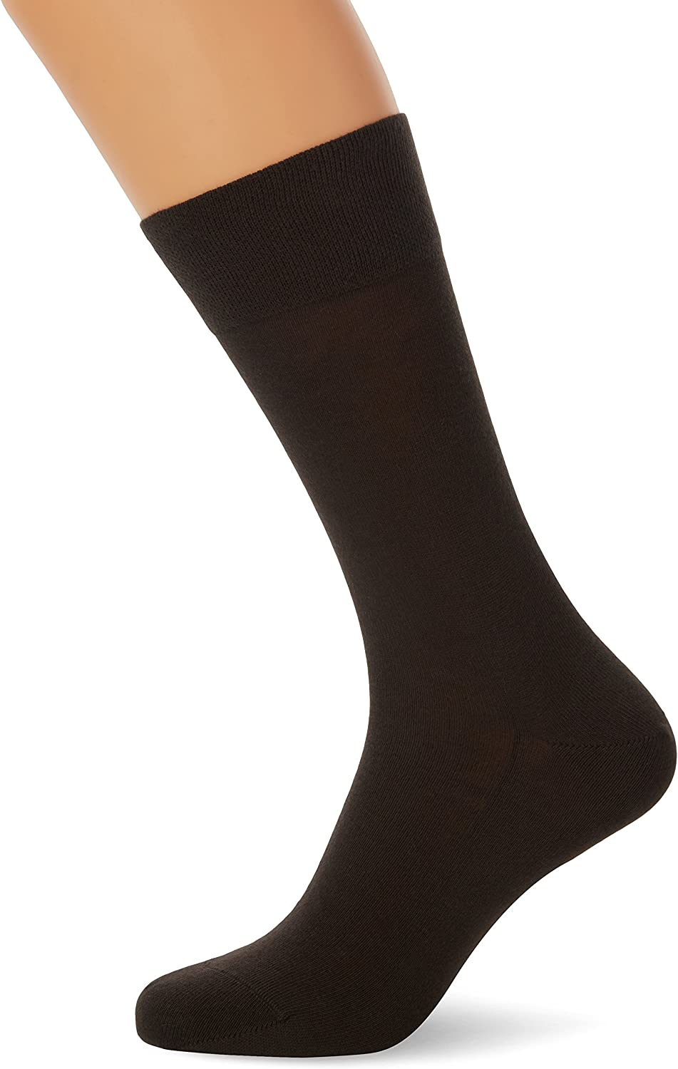 to wear all seasons 94/% Cotton EU 39-50 right and left foot for optimum fit 1 Pair Multiple Colours FALKE Men Sensitive London Socks Pressure-free cuff UK sizes 5.5-14