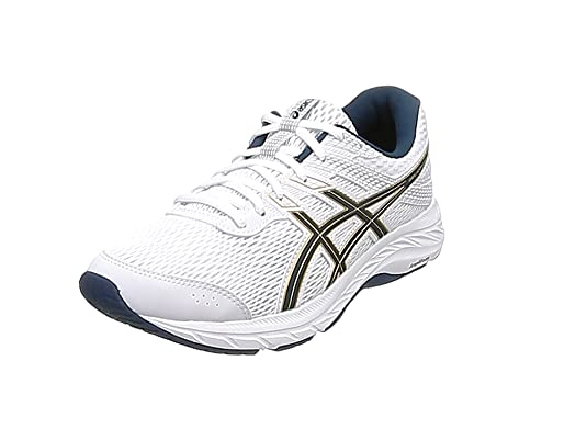 Asics gel contend 3 amazon shoes beige sintetico Stileo.it
