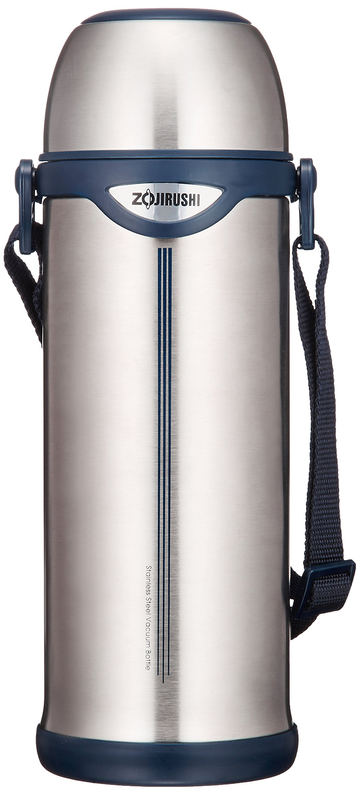 Zojirushi SJ-TE10XA 34-Ounce Tuff Sports, Stainless Steel by Zojirushi