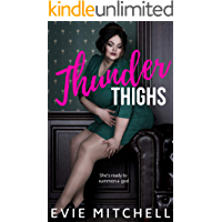Thunder Thighs: BBW Romance (Capricorn Cove Book 1)