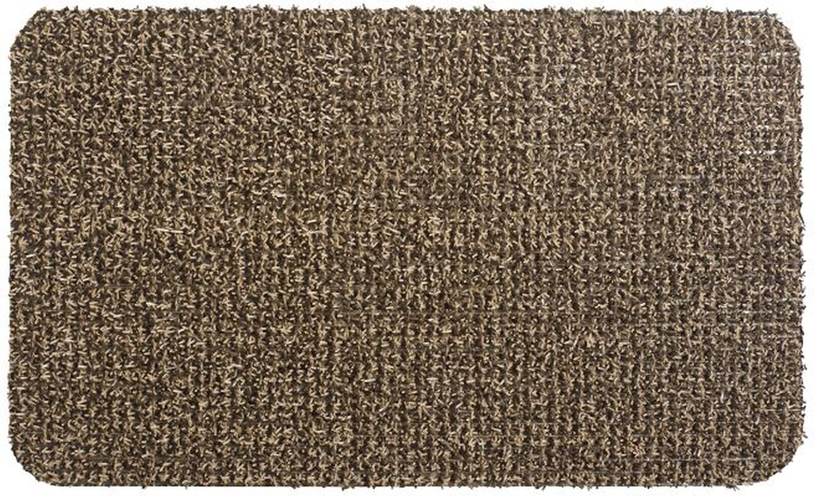 Grassworx Clean Machine Flair Doormat, 18'' x 30'', Sandbar (10372117)