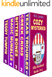 Ollie Stratford Cozy Mysteries: 5 Book Box Set: An Ollie Stratford Cozy Mystery