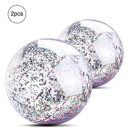 Amazon.com: Parts3A Bola de playa para fiestas, pelotas de ...