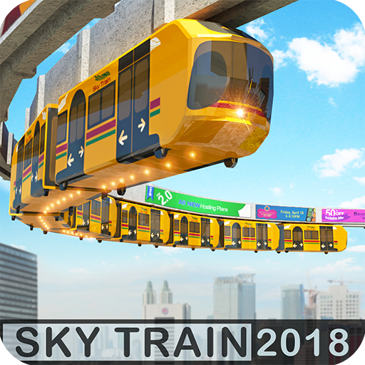 - Elevated Train Driving Simulator 2018: Sky Tram Driver Games FREE