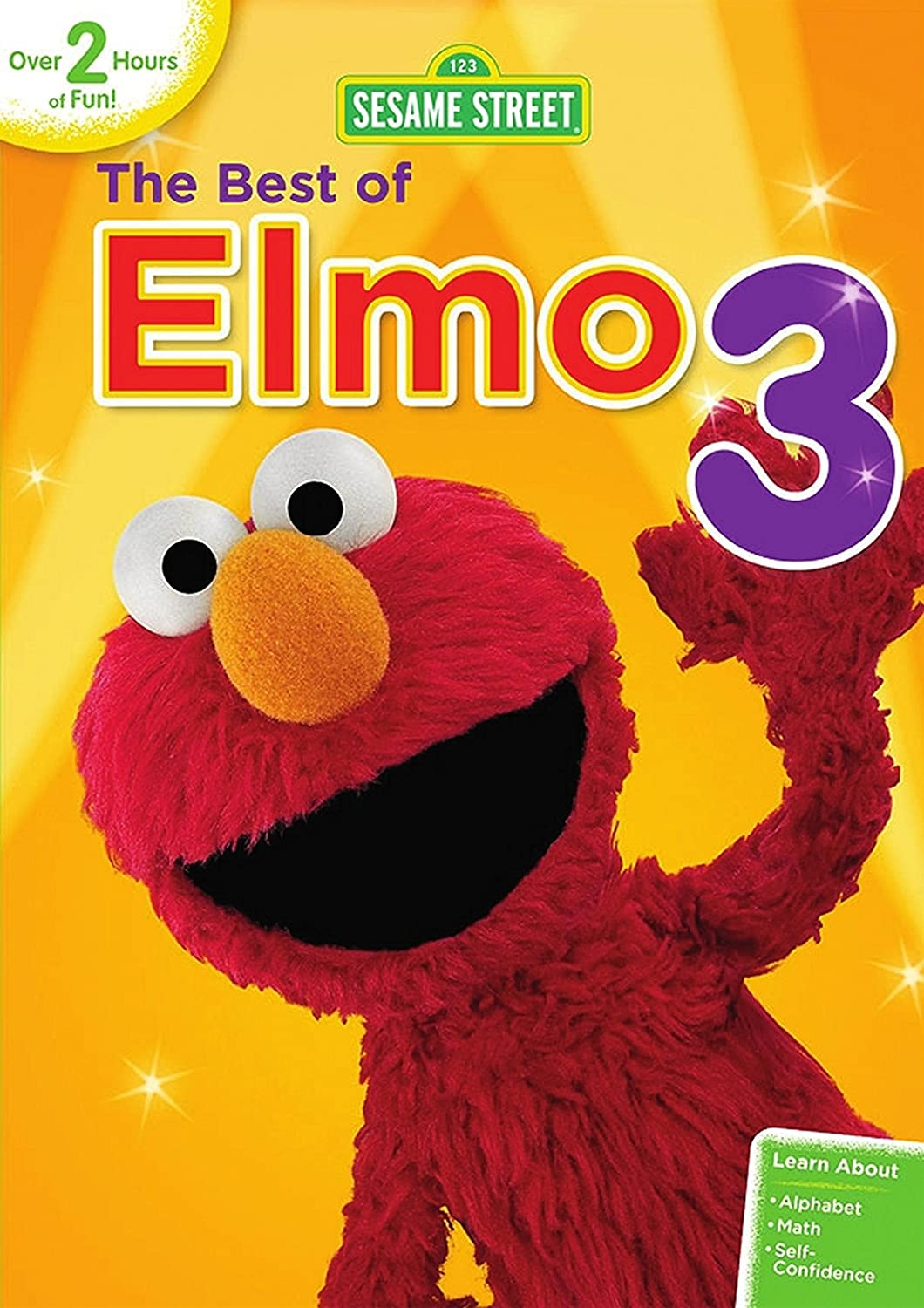 Amazoncom Sesame Street The Best of Elmo 3 Kevin Clash Ken