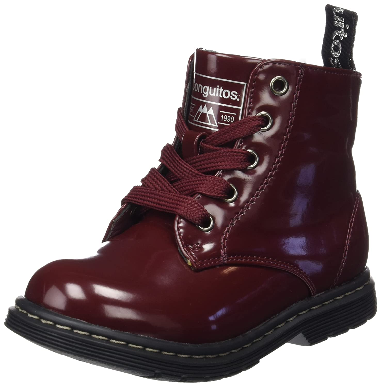 395ccef3d41 Zapatos para niña Botas para Niñ as Botas para Niñas HI129801 Conguitos Bota  Cordones Niñ a