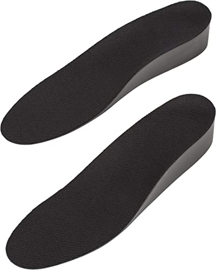 IK207-1.25  Inches Breathable Comfort Height Enhancing Shoe Insoles For Men