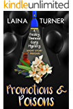Promotions & Poisons (A Presley Thurman Cozy Mystery Book 14)