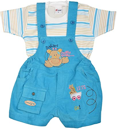 9f30500e0491 Baby Girl Boy Unisex Party Wear Dress Clothes Safari Print With ...
