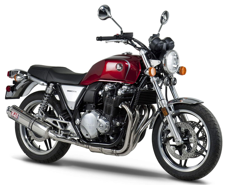 Yoshimura 13 Honda CB1100 RS-3 Slip-On Exhaust Street//Stainless Steel//Stainless Steel//Aluminum