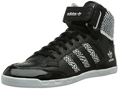 purchase cheap 60a7e 0055e adidas Originals Centenia Hi W, Baskets mode femme - Noir - Schwarz (Core  Black