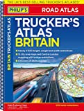Philip's 2018 Trucker's Atlas Britain (Philips Road Atlas)