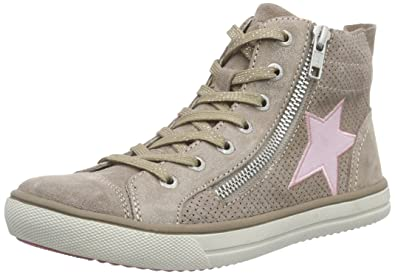 Chaussures Lurchi taupe Casual fille r33yzbXnjf