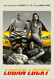 Book Cover: Logan Lucky