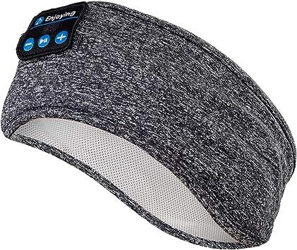 HD Music Headband Bluetooth Cap Headset Sport Wireless Earphone Hat Headphone