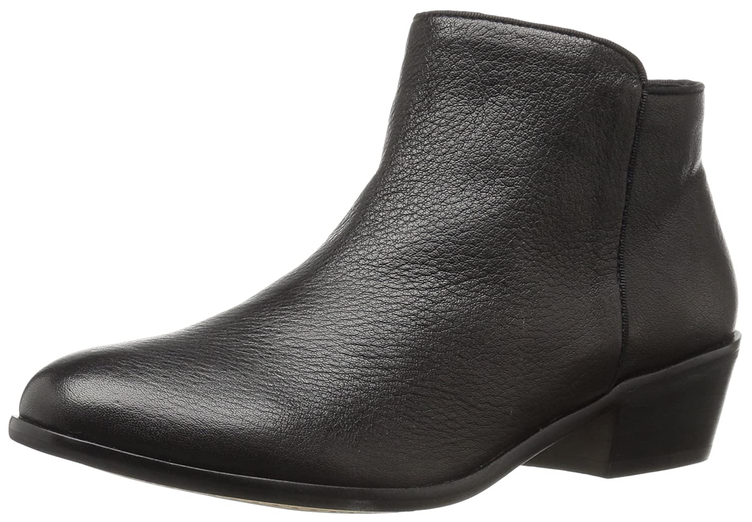 206 Collective Women's Magnolia B01MTFYDWD Low Heel Ankle Bootie B01MTFYDWD Magnolia 11 B(M) US|Black Leather 93ebf8