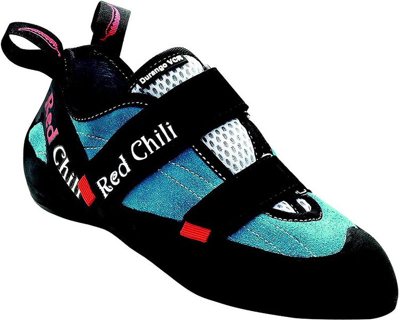 Rojo Chili Mujer, Hombre Zapatos De Escalar