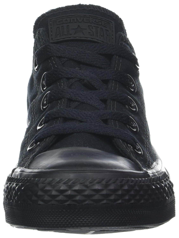 Chuck Taylor Taylor Taylor A   S OX Unisex Schuhe Schwarz   Monochrom m5039-7.12 4b01a2