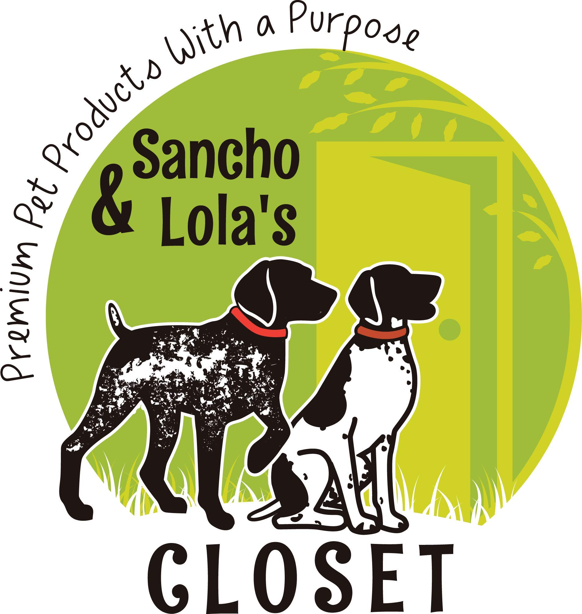 Sancho & Lola's 12-inch Standard Bully Sticks for Dogs 10oz (5-6 Count) Made in USA-Grain-Free High-Protein Dog Pizzle Chews