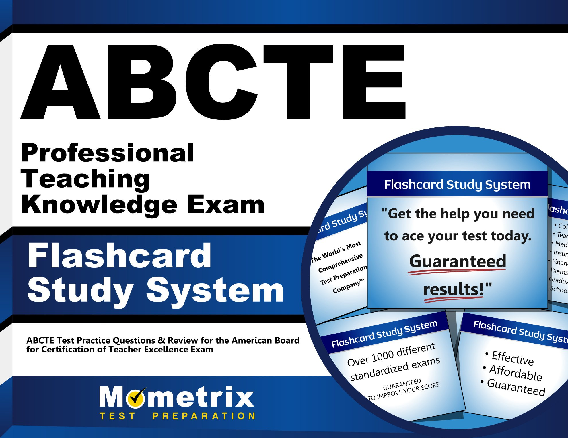 Abcte Professional Teaching Knowledge Exam Flashcard Study System