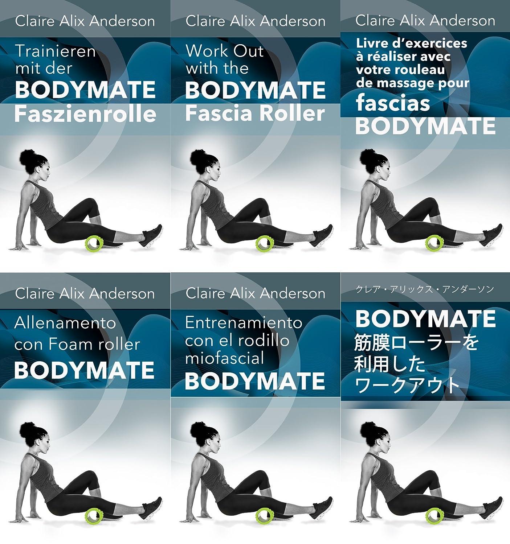 BODYMATE Rouleau de Massage fascias Souple E-Book Gratuit