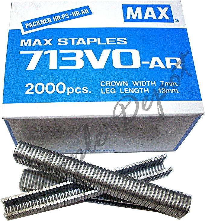 """PS AH HR MAX CO 7//16/"""" Packner Staples 711VO-AR // 711V0-AR Genuine for HR"""