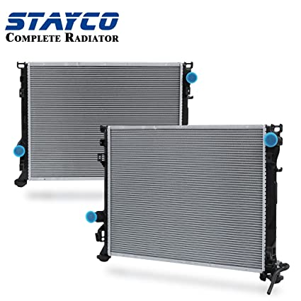 STAYCO Radiator CU2766 for 2005 2006 2007 2008 Chrysler 300 Dodge Magnum Charger Challenger Radiator Direct