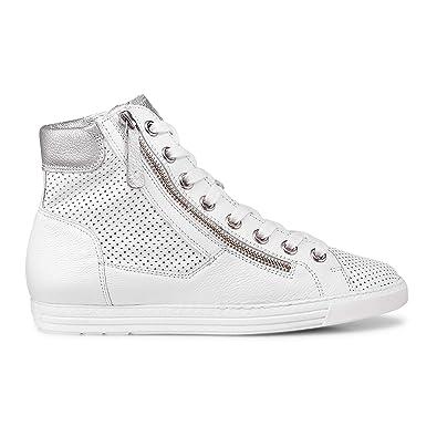 Paul Damen Weiß 142 395636 Sneaker 4247 Green gybYf67